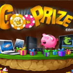 GooPrize: Página para ganar dinero y premios jugando e invitando amigos