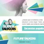 Future Talkers: Gana dinero con encuestas