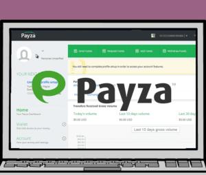 Crear cuenta Payza