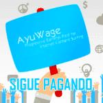AyuWage sigue pagando