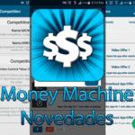Money Machine novedades y mejoras