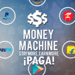 Money Machine paga ¡comprobado!