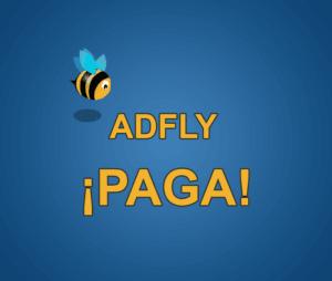 Adfly paga