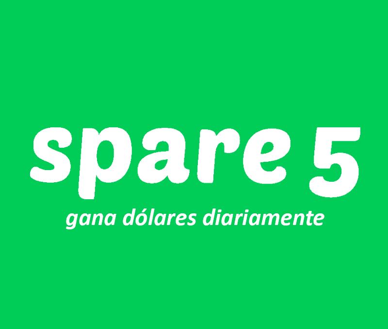 ✔️ Spare5: Gana muchos dólares al día   【PAGA】